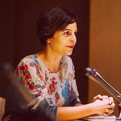 Christina Aguado Pacios- TUTORA DIRECTORA DE ÁREA